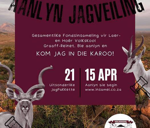 Aanlyn Jagveiling