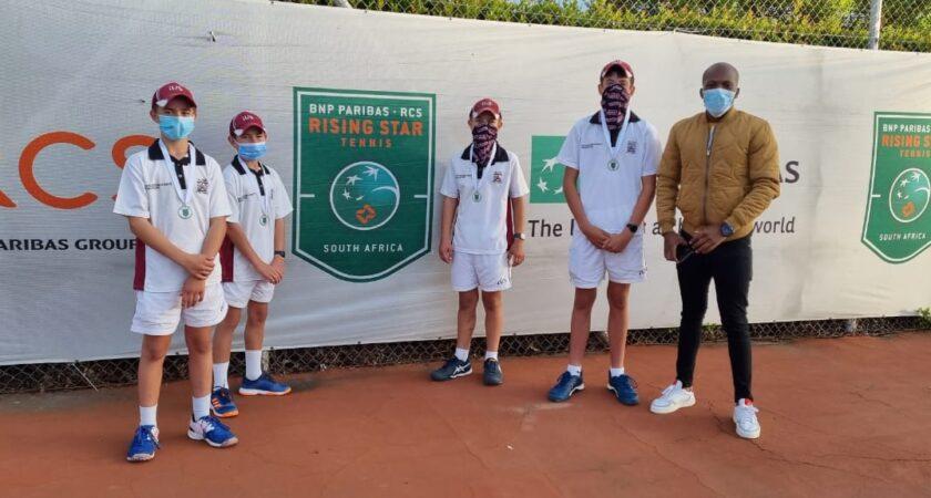 Tennis Rising Star Parnibas